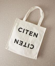 <CITEN(シテン)>CITENロゴプリント Mサイズ トートバッグ
