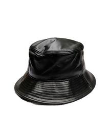 C.E.L.STORE(セルストア)のNEW HATTAN/ニューハッタン LEATHER BUCKET HAT(ハット)