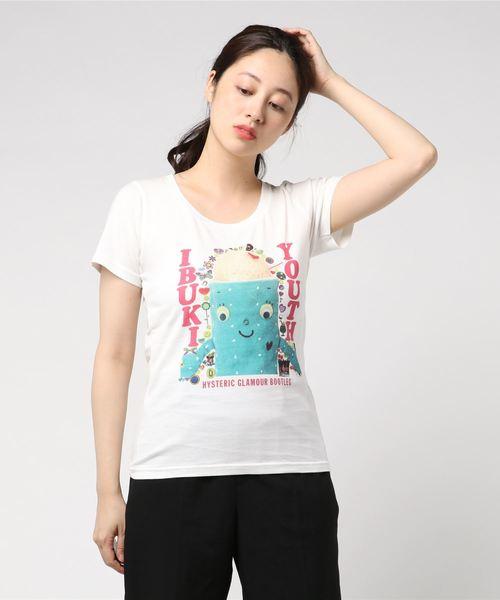 IBUKI YOUTH CREAM SODA Tシャツ