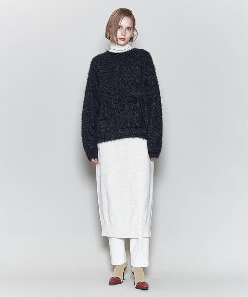 <6(ROKU)>SHAGGY KNIT/ニット ο
