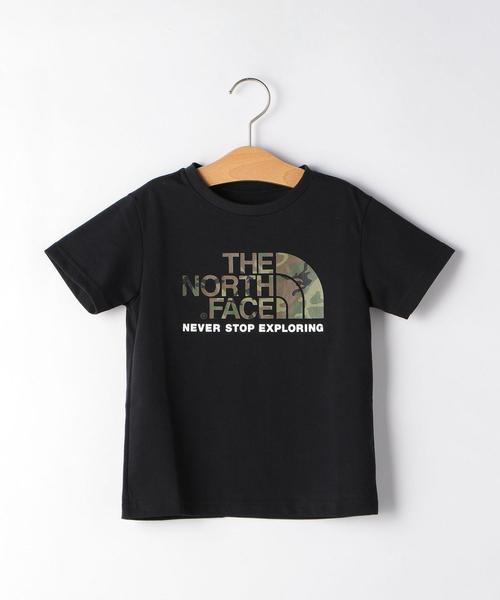 ◆【キッズ】THE NORTH FACE(ザノースフェイス)Camologo TEE