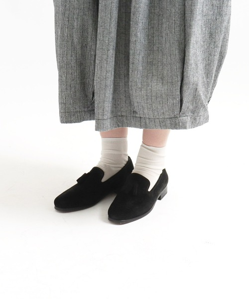 【 INCESSANT / インセッサント 】MARTIN タッセルスリッポン SYI・・