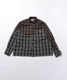 <P.A.M.> CHECK LS SHIRT/シャツ