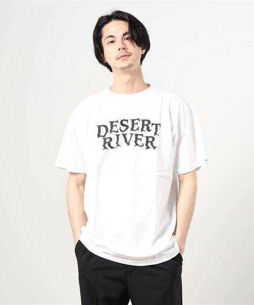 DESERT RIVER tee