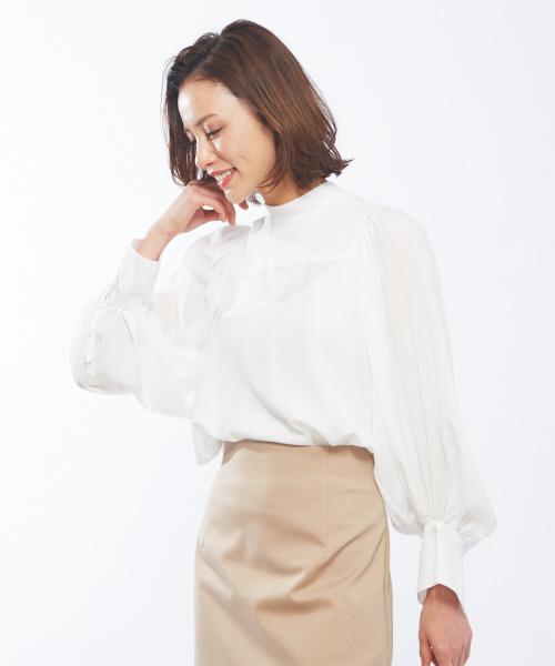【テレビで話題】 【セール】タイブラウス(シャツ la/ブラウス) vif FONCE(フォンセ)のファッション通販, アカムラ:3140500e --- 5613dcaibao.eu.org