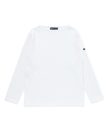 SAINT JAMES(セントジェームス)の【SAINT JAMES】OUESSANT SOLID(Tシャツ/カットソー)