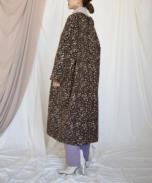 【Eimee Law】モールJQオーバーサイズコクーンコート