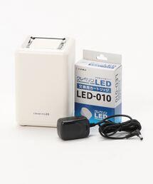∴【 Cleverin / クレベリン 】「クレベリンLED搭載」除菌・消臭器 ポット型/スクエア型 UGLC-1061/1062 YUEホワイト