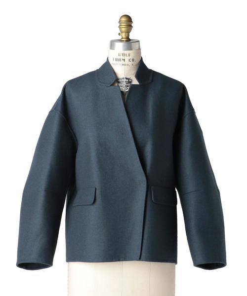 Drawer ウールケヌキスタンドカラージャケット