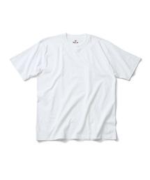 HANES(ヘインズ)の【HANES】BEEFY パックTシャツ H5180/ヘインズ/ビーフィー/Tシャツ/無地/ヘビーウェイト(Tシャツ/カットソー)