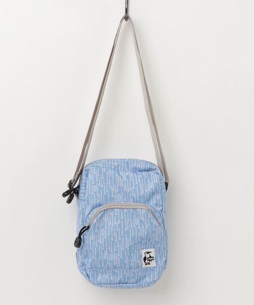 CHUMS(チャムス)の「CHUMS(チャムス)Eco Vertical Shoulder Pack エコバーチカルショルダーパック CH60-2535(ショルダーバッグ)」 ブルー系その他