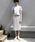 PICCIN(ピッチン)の「スターレース×ギンガムチェックスカート(スカート)」|詳細画像