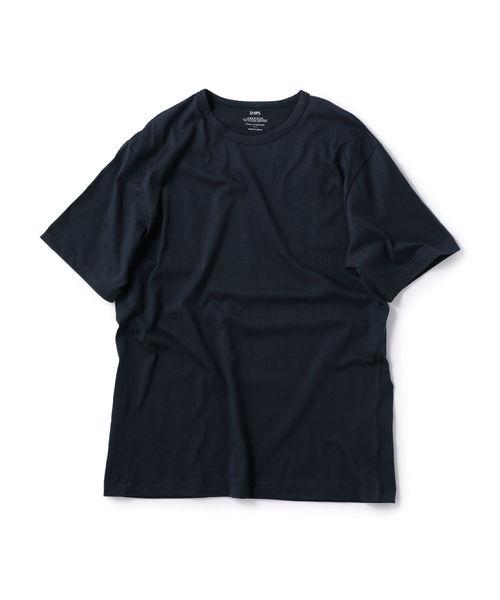 SC: アメリカンシーアイランドコットン クルーネック Tシャツ