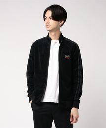 NIGHT GROOVE刺繍トラックジャケット