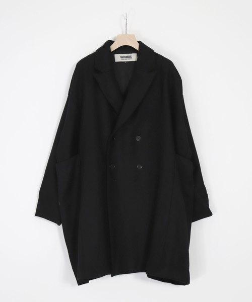 品質一番の [BASISBROEK] EGG3 オーバーコート(チェスターコート) Domingo BASISBROEK(バシスブルック)のファッション通販, チヨダチョウ:c3a9ff1c --- skoda-tmn.ru