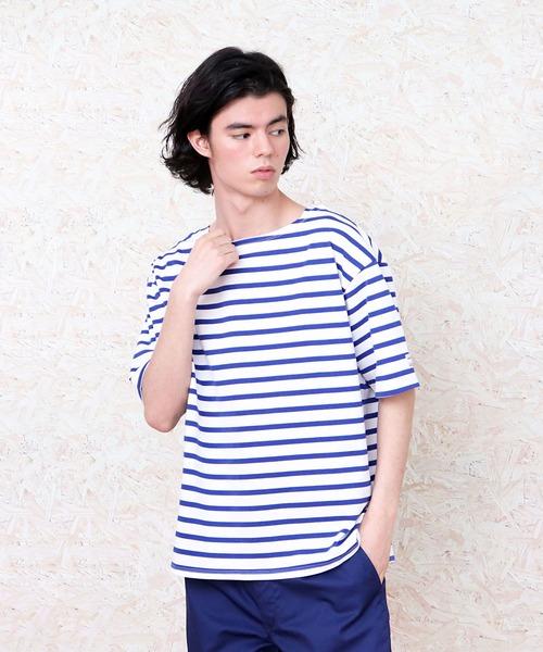 【 MONT KEMMEL / モンケメル 】BASQUE SHORT SLEEVE SHIRTS  バスク モンケメル ショートスリーブ シャツ 半袖Tシャツ