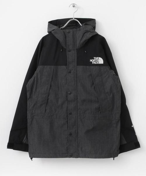 THE NORTH FACE Mountain Light Denim Jacket