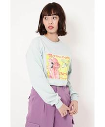 CREOLME(クレオルム)の(CREOLME)FPMS グラフィックロングスリーブTシャツ(Tシャツ/カットソー)