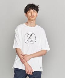 <ESPOIR> Art De Vivre T/Tシャツ ◆