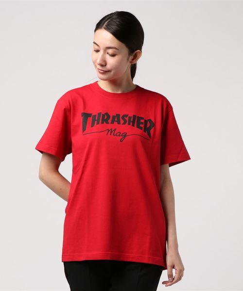 THRASHER/スラッシャー/ MAG Tシャツ