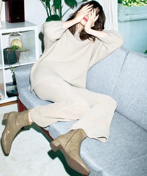 国内初の直営店 ハイウェストコーデュロイパンツ(パンツ)|SNIDEL(スナイデル)のファッション通販, フィットネスのパレットファイブ:849d2dd4 --- skoda-tmn.ru