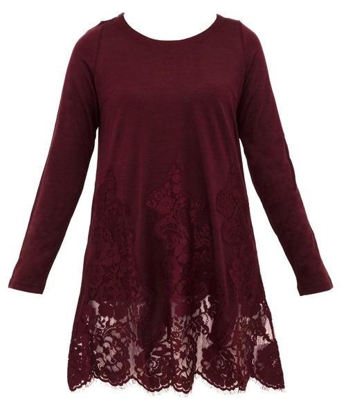 Dreamy Lacy Night Dress