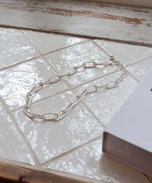 matt chain necklaceシルバー