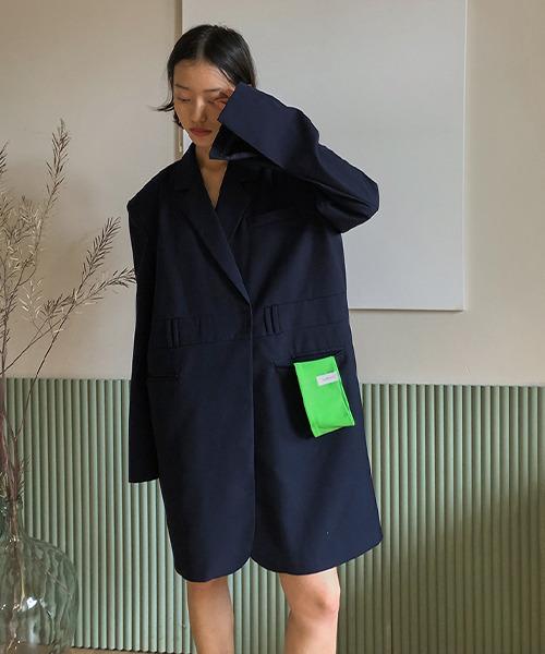 【chuclla】【2021/AW】big size jacket chw21a003