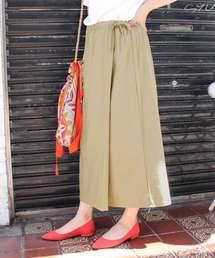 MODE ROBE(モードローブ)のコットンラップスカート(スカート)