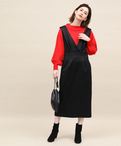 2019年新作入荷 【ブランド古着】サロペットスカート(ジャンパースカート)|ROPE