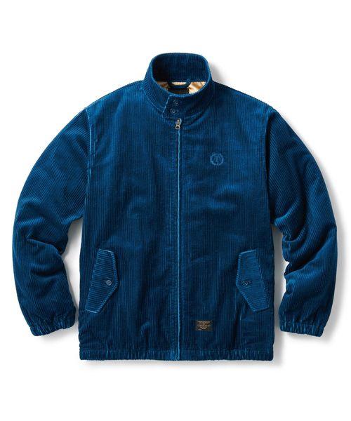 値引きする CORDUROY HARRINGTON JACKET(テーラードジャケット) FTC(エフティーシー)のファッション通販, Blue Dragon:2387820a --- 5613dcaibao.eu.org