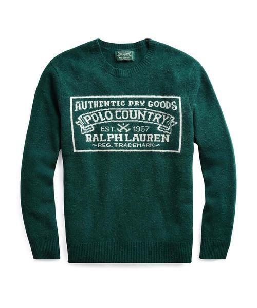【正規販売店】 Polo Country ウール セーター(ニット LAUREN,ポロ/セーター) POLO ウール POLO RALPH LAUREN(ポロラルフローレン)のファッション通販, HUY:3d9106fd --- appropriate.getarkin.de