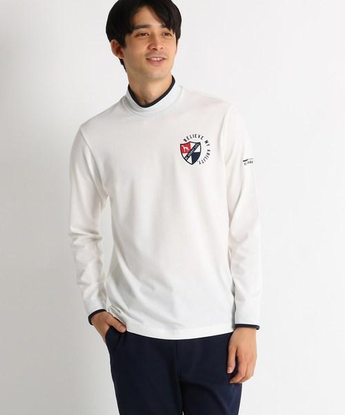 【お気にいる】 【吸湿発熱】ハイネック長袖プルオーバー(Tシャツ ONLINE/カットソー)|adabat(アダバット)のファッション通販, SAMURAI:ac4e217b --- skoda-tmn.ru