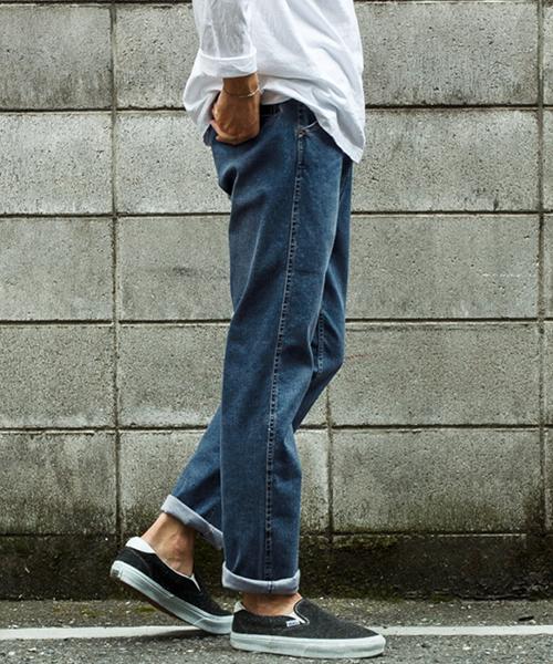 Mt Design 3776xGramicci 別注デニムMountain Pants