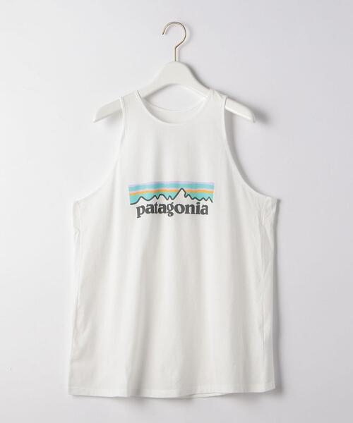 ★【patagonia(パタゴニア)】 17 W P-logo タンクトップ