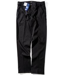 [ エドウィン ] EDWIN デニスラ スリム テーパード パンツ BLACK ビジネス デニム