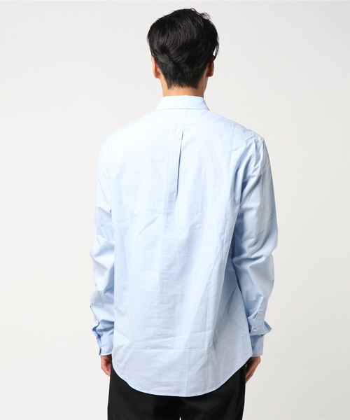 Tiger Crest Button Down Casual