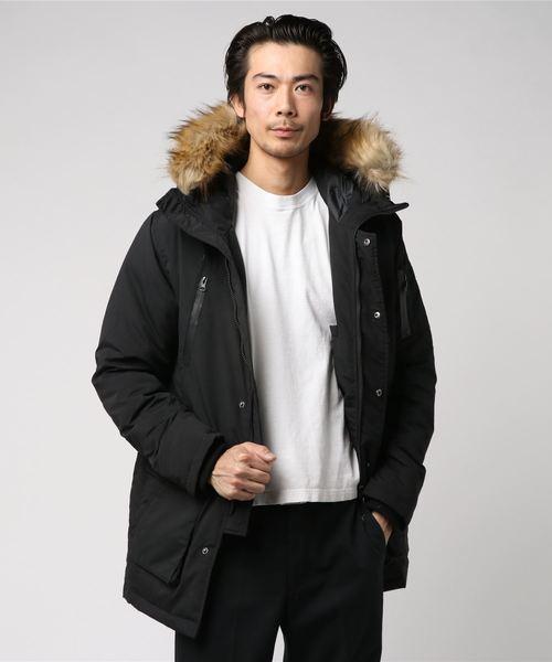 【BURNER SELECT】ピーチスキンN3Bダウンジャケット