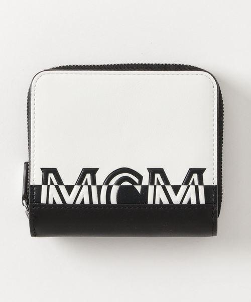 アンマーショップ MCM LHP/エムシーエム ZipWallet/Contrast ZipWallet Small(財布)|MCM(エムシーエム)のファッション通販, Torreya:3d0e6f26 --- dominique-bilitza.de