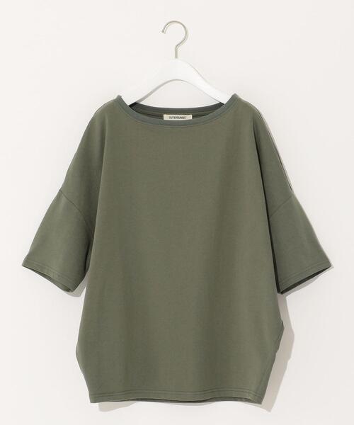 [別注 アウターサンセット] CFC OUTERSUNSET×GLR オーバーサイズ Tシャツ