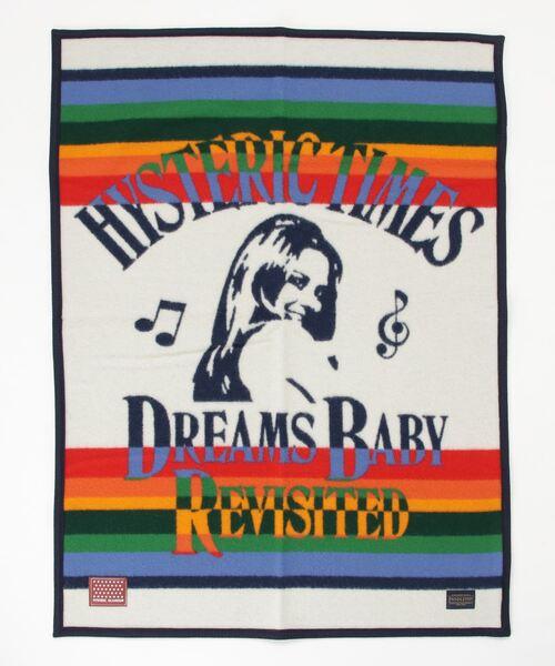 PENDLETON×HYSTERIC/DREAMS BABY ムチャチョブランケット