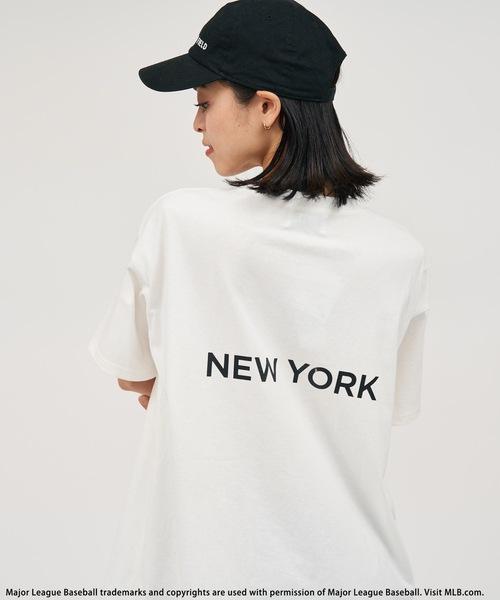 【MLB】ロゴBIGTシャツ