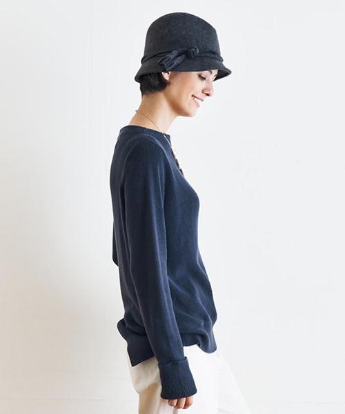 and myera 燕尾セーター