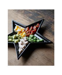 WEST VILLAGE TOKYO(ウェスト ビレッジ トーキョー)のTwinkle Star Plate L ツインクル スタープレート 【食器】(食器)