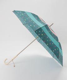 estaa(エスタ)の「婦人長傘【estaa × nani iRO Textile cloorful pocho】(長傘)」