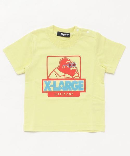 e5f3eb459ecb8 XLARGE KIDS(エクストララージキッズ)のサングラスOG半袖Tシャツ(Tシャツ