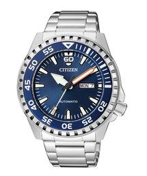 CITIZEN シチズン 海外モデル メガダイバー OFコレクション(腕時計)