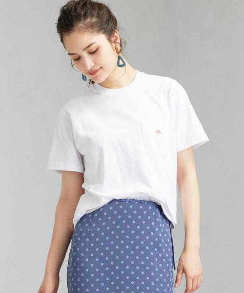 [ダントン] SC DANTON ポケット Tシャツ