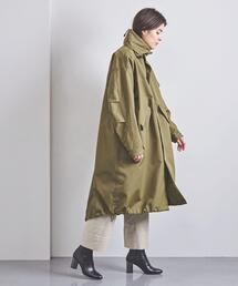 別注<HYKE(ハイク)>M-65 TYPE コート ■■■