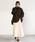 select MOCA(セレクトモカ)の「プリーツニットスカート(ウエストゴム入りプリーツデザインひざ下丈ニットスカート)(スカート)」 詳細画像